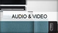 Smart Home Audio & Video